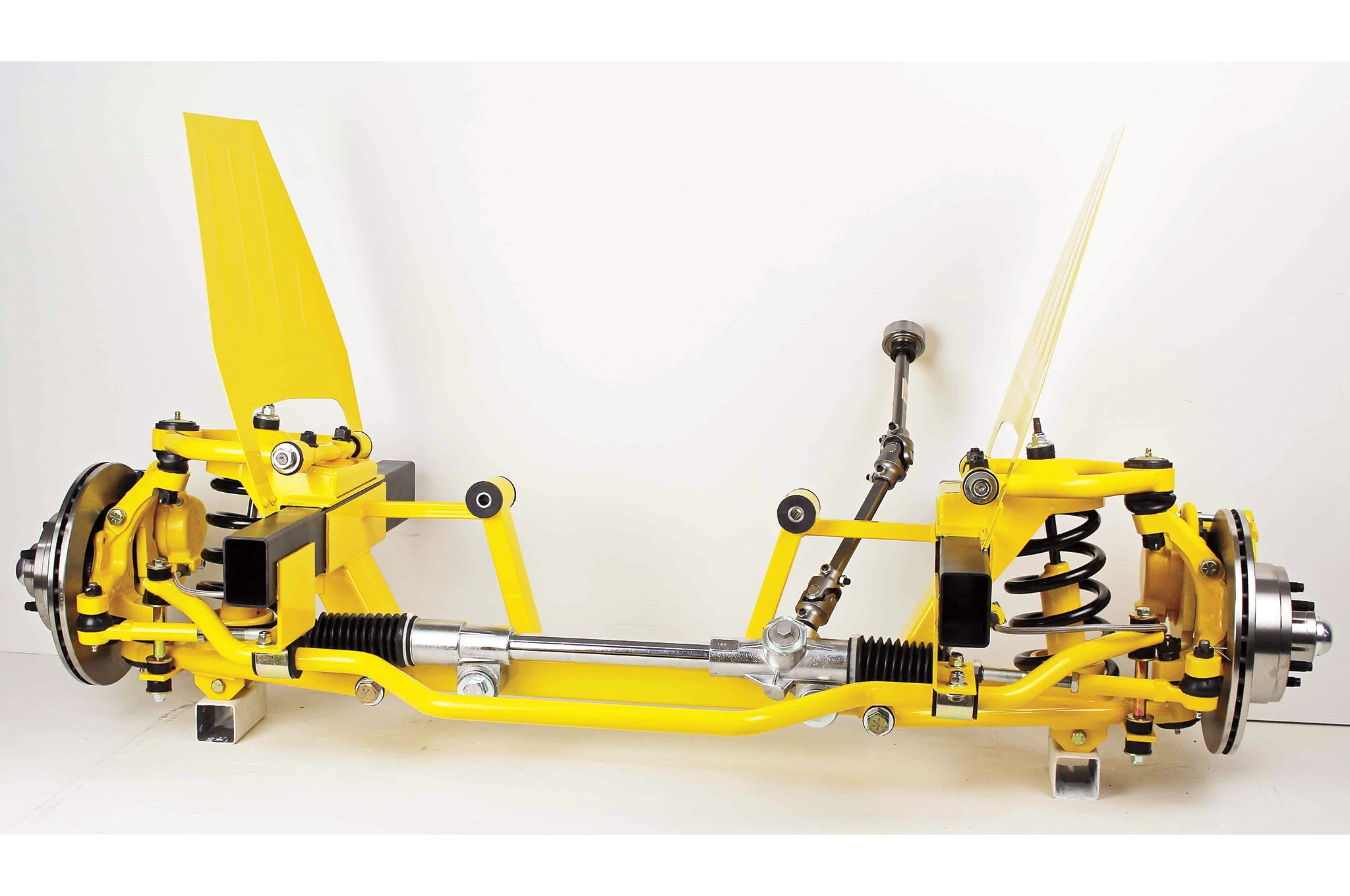 mustang suspension guide